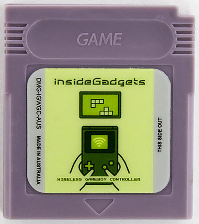 Cartucho Game Boy